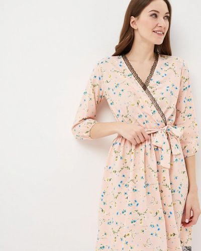 Однобортное платье Indiano Natural
