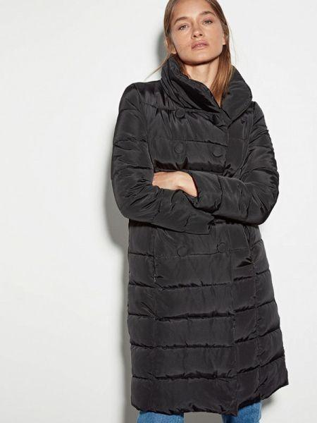 Утепленная куртка демисезонная черная Lc Waikiki
