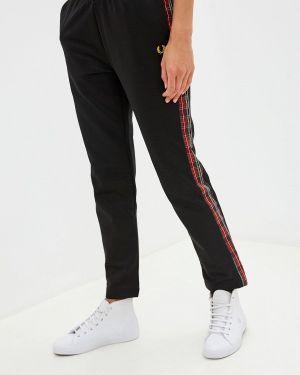 Спортивные брюки черные португальский Fred Perry