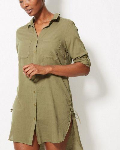 Туника индийская зеленый Marks & Spencer