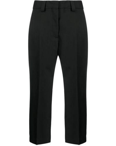 Czarne spodnie Acne Studios