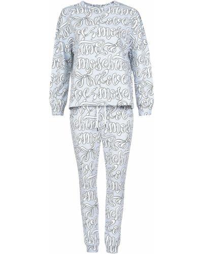 Спортивный костюм серый Love Moschino