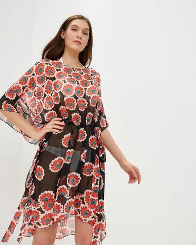 Пляжное платье весеннее платье-туника Diane Von Furstenberg
