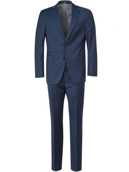 Шерстяной костюм - синий Joop!
