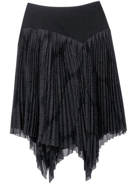 Плиссированная юбка винтажная Issey Miyake Pre-owned