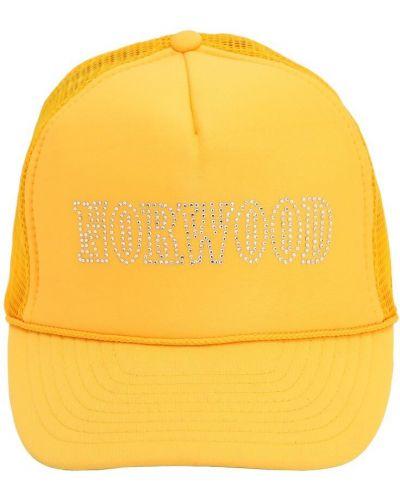 Żółty kapelusz bawełniany Norwood Chapters