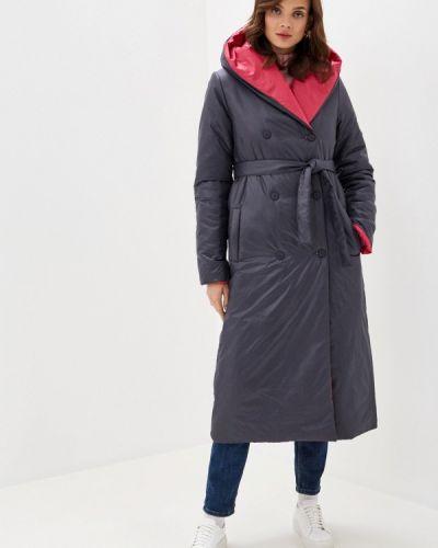Утепленная серая куртка Doctor E