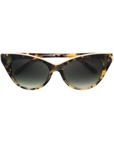 Солнцезащитные очки с градиентом кошачий глаз N21