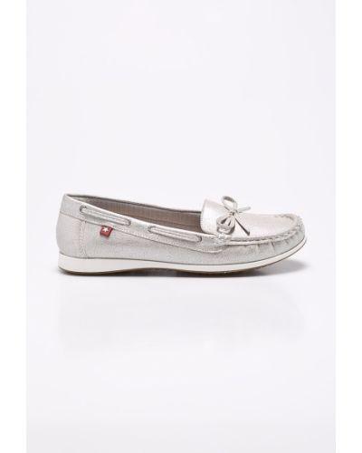 Серые ботинки Big Star
