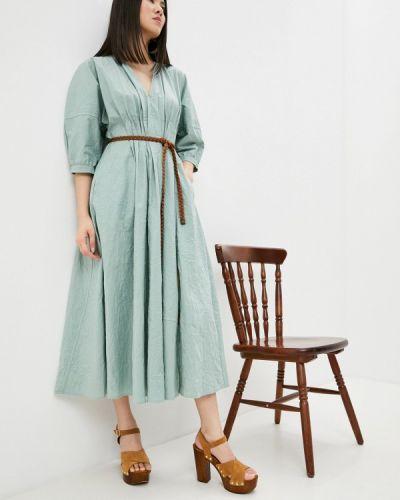 Повседневное бирюзовое платье Beatrice.b