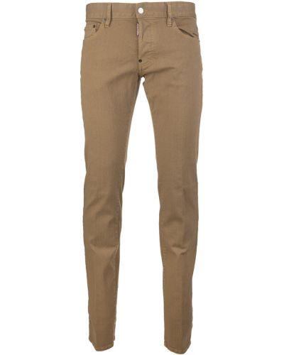 Klasyczne spodnie, beżowy Dsquared2