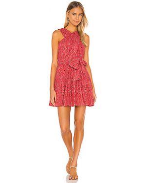 Платье мини с поясом на молнии Ulla Johnson