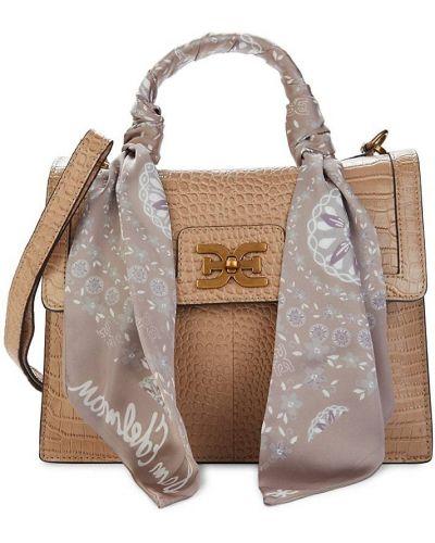 Кожаный ранец с карманами с тиснением Sam Edelman