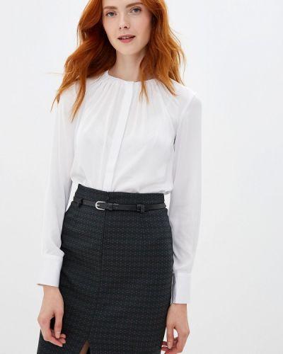 Блузка с длинным рукавом белая Woman Ego