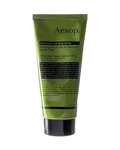 Body skórzany Aesop