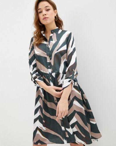 Прямое платье Please