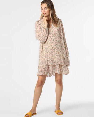 Beżowa sukienka Mbym