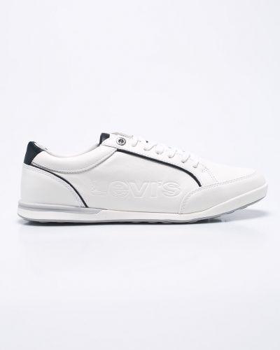 Белые льняные кроссовки Levi's®