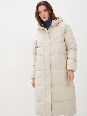 Утепленная куртка - бежевая Pimkie