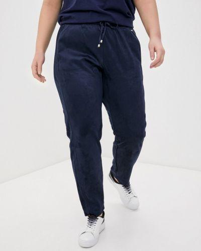 Синие зауженные брюки Samoon By Gerry Weber