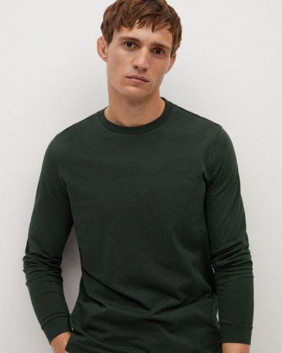 Зеленая футболка Mango Man