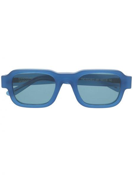 Солнцезащитные очки прямоугольные хаки Thierry Lasry