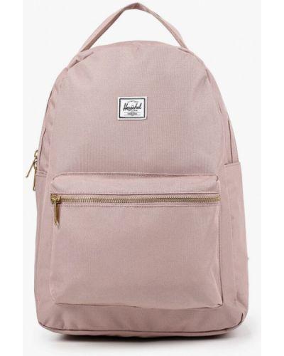 Текстильный рюкзак - розовый Herschel Supply Co
