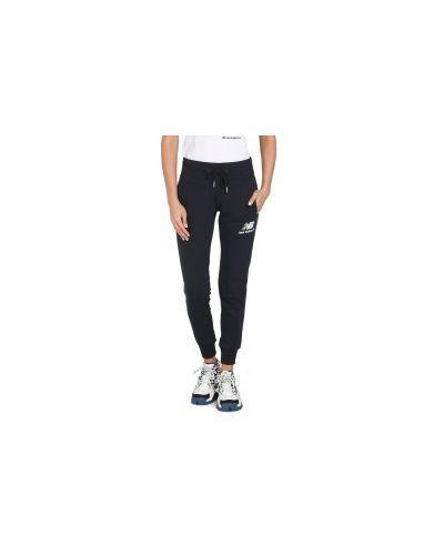 Темно-синие брюки New Balance