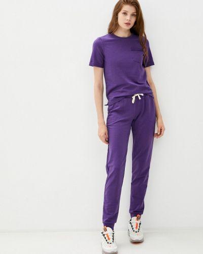 Костюмный фиолетовый спортивный костюм Xarizmas