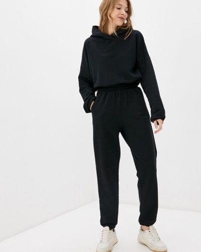 Костюмный черный спортивный костюм Trendyangel