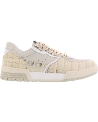 Sneakersy - beżowe Filling Pieces