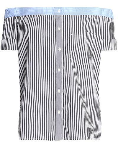 Koszulka bawełniana - czarna Bailey 44