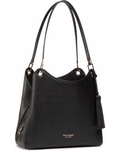 Czarna torba na ramię Kate Spade