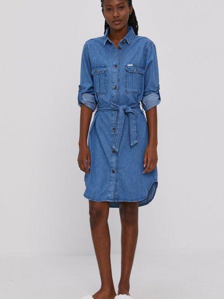 Джинсовое платье Cross Jeans
