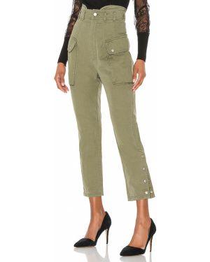 Spodnie-banany obcisłe z kieszeniami Marissa Webb