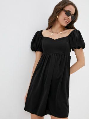 Черное платье Allegri