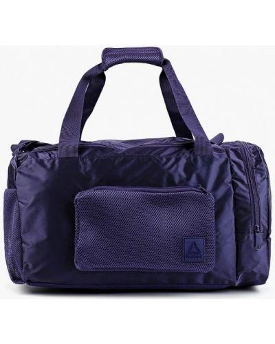 Спортивная сумка фиолетовый Reebok