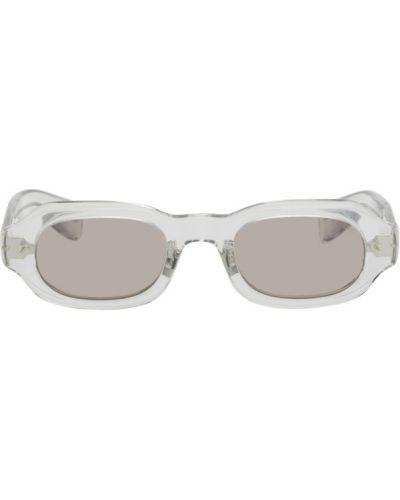 Różowe okulary srebrne Eyevan 7285