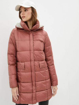 Утепленная куртка - розовая Savage