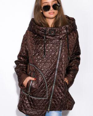 Куртка с подкладкой прямая Time Of Style