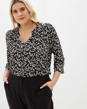 Блузка черная Dorothy Perkins Curve
