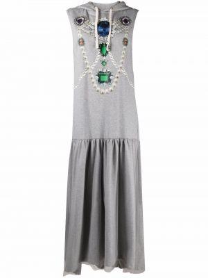 Sukienka z printem Viktor & Rolf