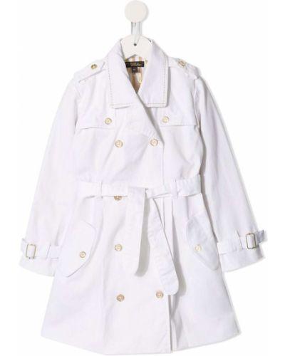 Klasyczny płaszcz bawełniany z długimi rękawami Velveteen