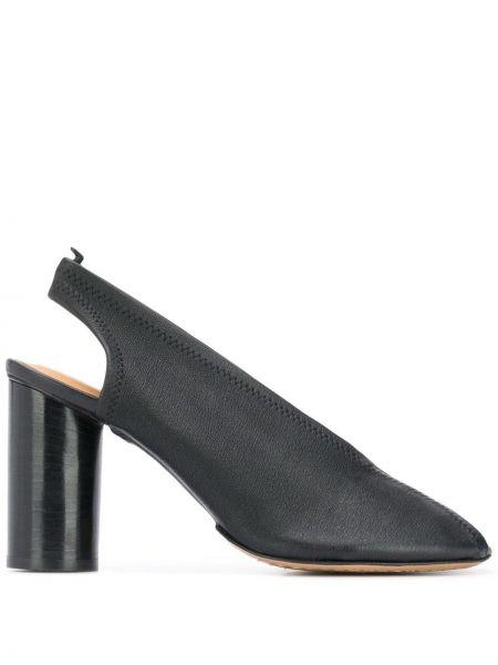 Sandały czarne Isabel Marant