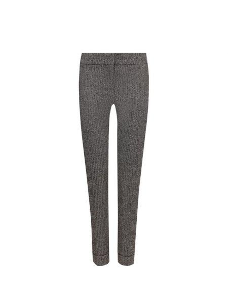 Укороченные брюки со стрелками шерстяные Tom Ford