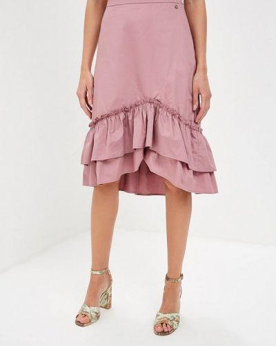 Юбка - розовая Baon