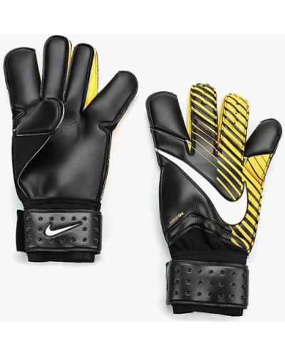 Перчатки черные Nike