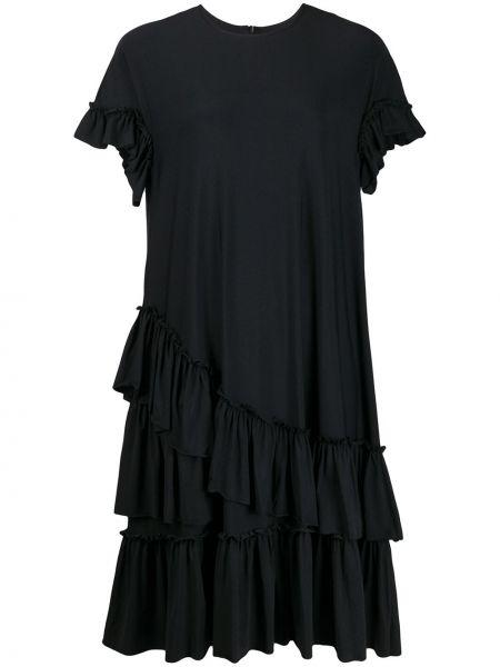 Платье мини миди футболка Simone Rocha
