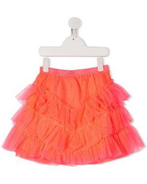 Różowa spódnica tiulowa Billieblush