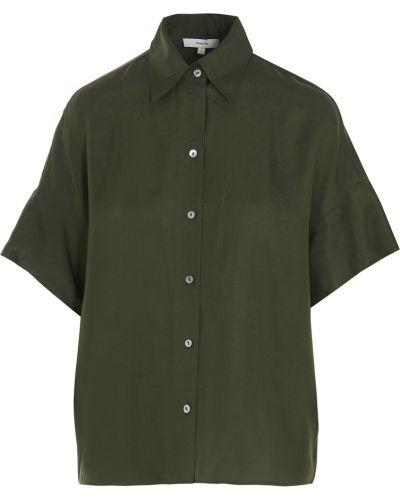Zielona koszula Vince